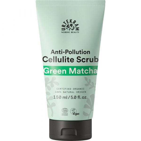 Urtekram Green Matcha Cellulite Scrub