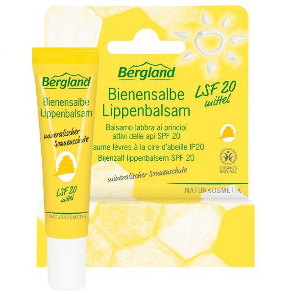 Bergland Bienensalbe Lippenbalsam LSF20