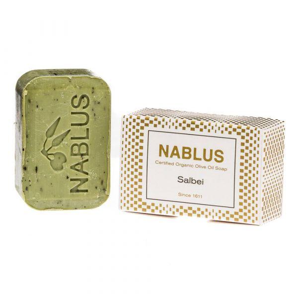 Nablus Olivenseife Salbei