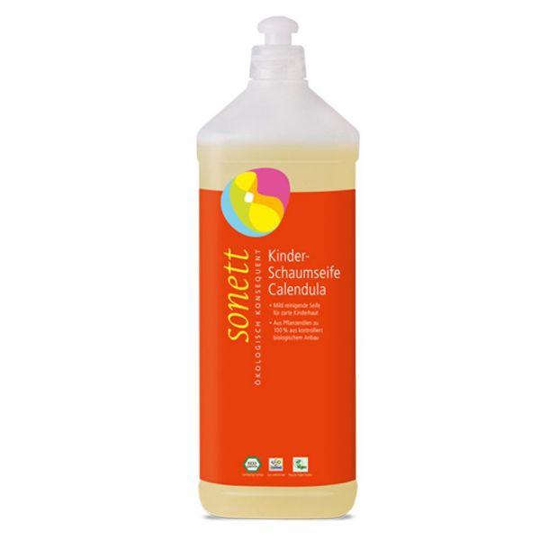 Sonett Kinder Schaumseife Calendula 1 Liter