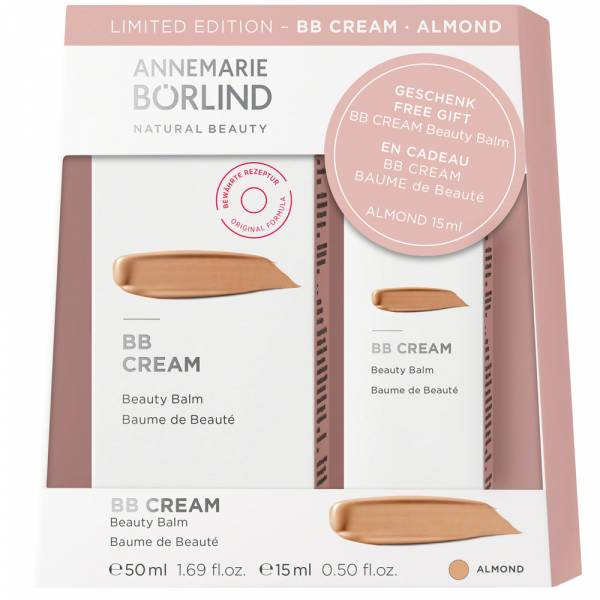 ANNEMARIE BÖRLIND BB Cream almond + Geschenk