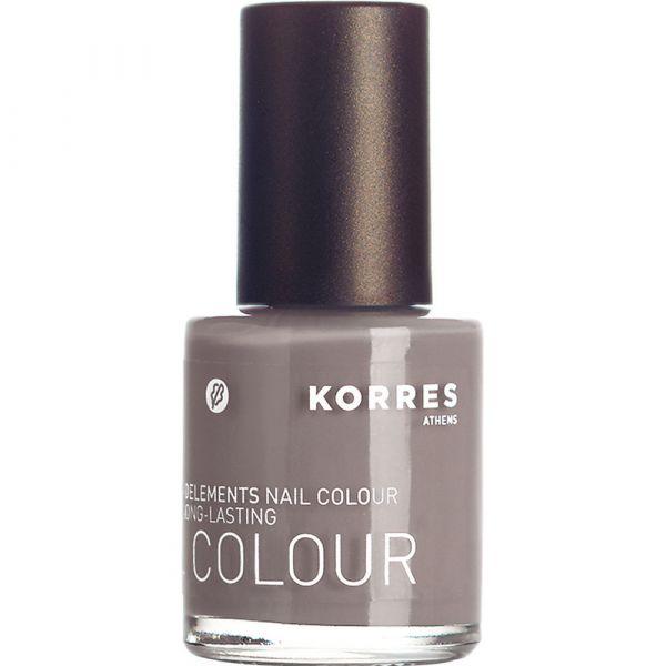 Korres Nagellack 94 Light grey