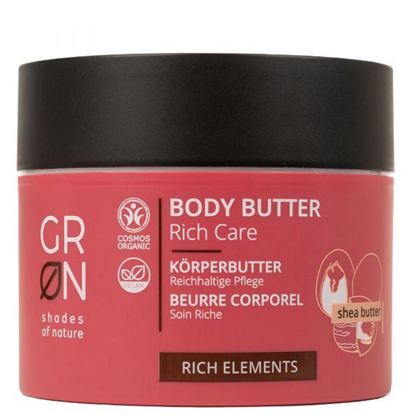 Grön Body Butter Shea Butter