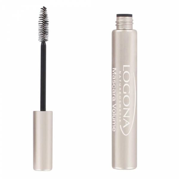 Logona Mascara Volume No.01 deep black