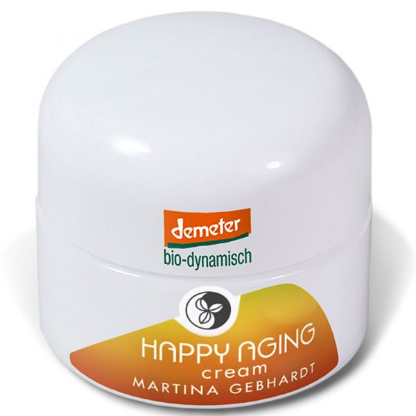 Martina Gebhardt HAPPY AGING Cream 15ml