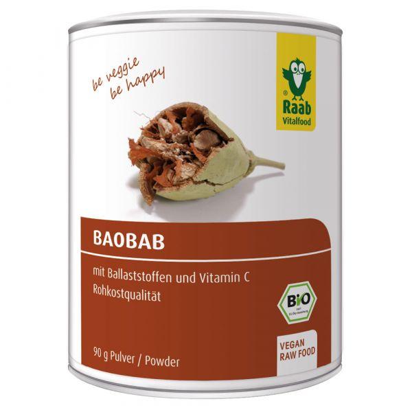 Raab Vitalfood Baobab Pulver