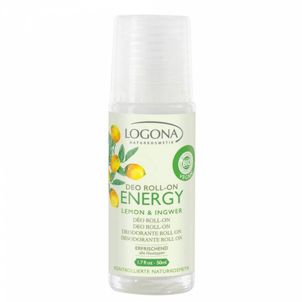 Logona Deo Roll on Lemon & Ingwer