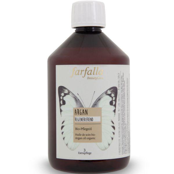 Farfalla Argan Bio-Pflegeöl 500ml