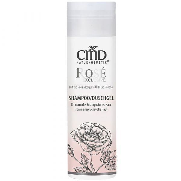 CMD Rosé Exclusive Shampoo & Duschgel 200ml