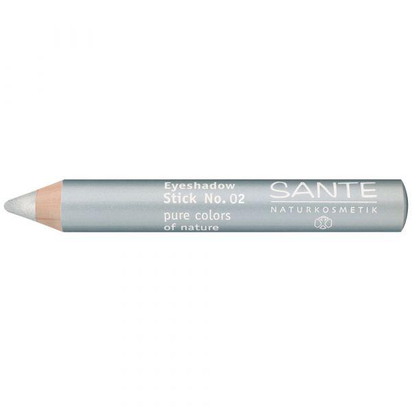 Sante Eyeshadow Stick No.02 silver