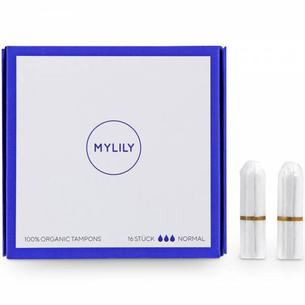 MYLILY Bio Tampons Normal