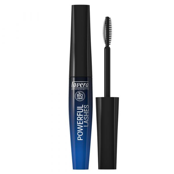 Lavera POWERFUL LASHES MASCARA Black