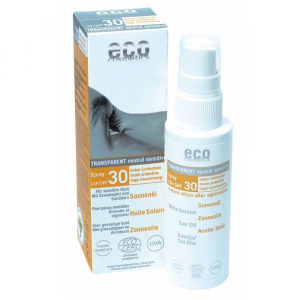 Eco Cosmetics Sonnenöl LSF 30