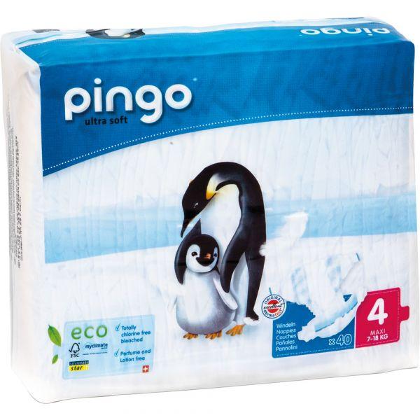 pingo Bio Windeln Maxi 7-18 Kg